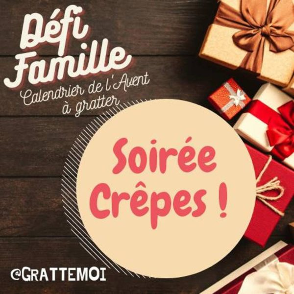 defis famille